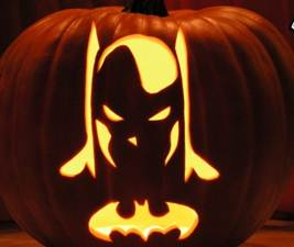 calabaza batman