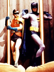 batman and robin dancing