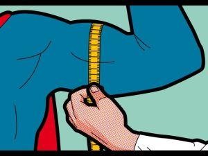 brazo superman