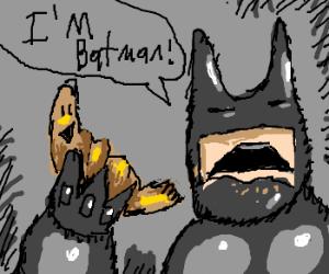 Batman Croissant