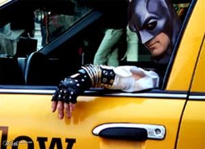 taxi batman